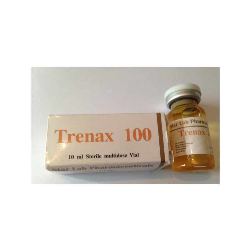 100 mg of trenbolone hexahydrobenzylcarbonate