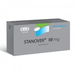 Stanover - Stanozololum 100 tabs x 10 mg