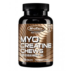 MYO Creatine Chews – 100 tablete