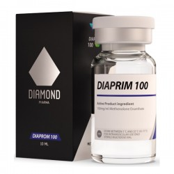 Diaprim 100 - Methenolone Enanthate 100 mg / 1 ml