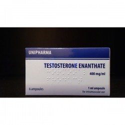 Testosterone Enanthate 400 mg / 1 ml