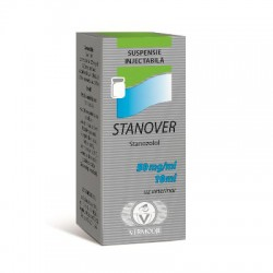 Stanover - Stanozolol 50 mg / 1 ml