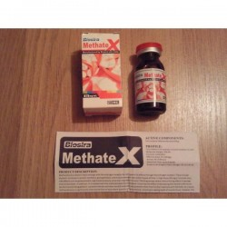 MethateX - Methandienone 50 mg / 1 ml