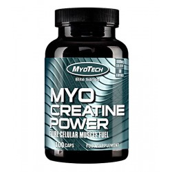 MYO Creatine Power – 100 capsule