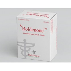 Boldenone - Boldenone undecylenate 200 mg/ml