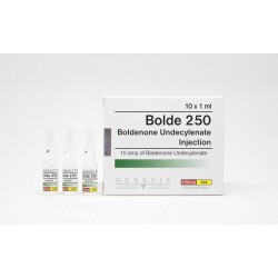 Bolde 250 - Boldenone 1ml (250mg/ml)
