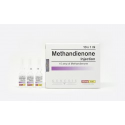 Methandienone 100mg/ml - Genesis