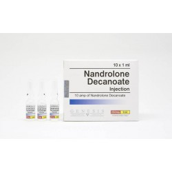 Nandrolone Decanoate 250mg/ml - Genesis
