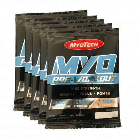 Myo Pre-Workout - Energy - Puimping